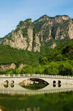 Yuntaishan water Stock Photography