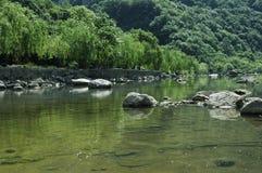Yuntaishan water royalty free stock images