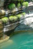 Yuntaishan water Stock Image