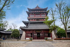 Yuntaishan Yuntaishan Zhenjiang Photo stock