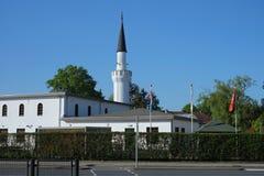 Yunus Emre Mosque a Almelo Fotografia Stock Libera da Diritti