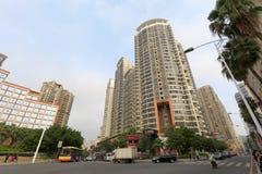 Yupingcheng fazy iii budynek mieszkaniowy Fotografia Royalty Free