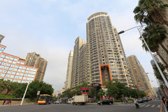 Yupingcheng Phase iii apartment building Royalty Free Stock Photography
