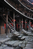 Yuqing floor. Fujian tulou construction architecture landmarks travel historic buildings life live hakka fun stock photos