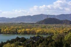 Yuquan-Berg Stockfoto