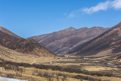 Yuquanxi village Stock Photo