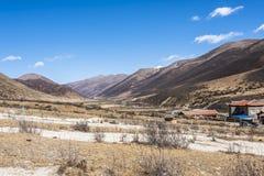 Yuquanxi village Royalty Free Stock Image