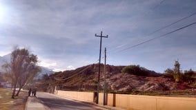 Yura Arequipa Peru royaltyfria foton