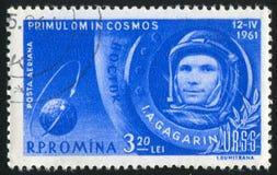 Yuri Gagarin fotografia de stock