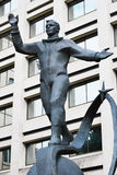 Yuri Gagarin Fotografia de Stock Royalty Free