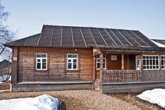Yuri Gagarin's house Royalty Free Stock Image