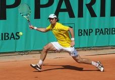 Yuri SCHUKIN (KAZ) at Roland Garros 2010 Stock Photo