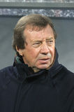 Yuri Semin des Dynamos Kyiv Lizenzfreies Stockfoto