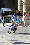 Yurieva Polina, Ukraine. UCI road world championshi Royalty Free Stock Photography