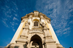 Yuriys Cathedral in Lviv. Royalty Free Stock Images