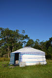Yurt – a mongolian ger Stock Photography