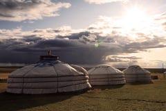 Yurt Royalty Free Stock Photos