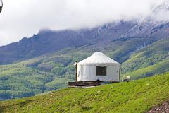 Yurt Royalty Free Stock Images