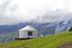 Yurt Royalty Free Stock Image