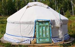 Yurt Stock Image