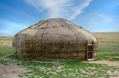Yurt Royalty Free Stock Photography