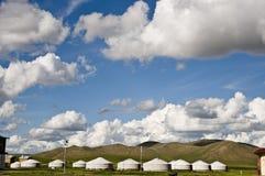 yurt Royaltyfria Bilder