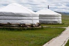 yurt Fotografering för Bildbyråer