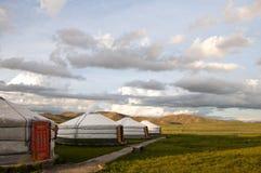 yurt Royaltyfri Fotografi