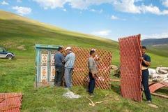 yurt Lizenzfreies Stockfoto
