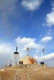 Yurt in Inner Mongolia China Stock Photography
