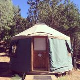 yurt Royalty Free Stock Images