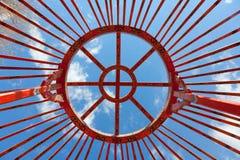 Yurts image libre de droits