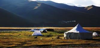 Yurts Royalty Free Stock Image