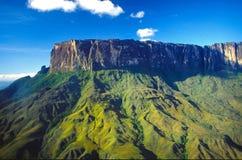 Yuruani Tepui. Aerial, Canaima, SE Venezuela Royalty Free Stock Photography