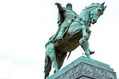 Yury Dolgoruky Monument Stock Images