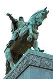 Yury Dolgoruky Monument Stock Photo