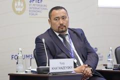 Yury Khatanzeysky Royalty Free Stock Image