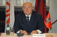 Yury Luzhkov Royalty Free Stock Photos