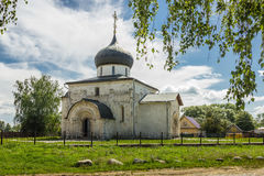 Yuryev-Polsky. Cathedral of St. George Royalty Free Stock Image