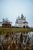 Yuryev-Polsky. Is an old town and the administrative center of  District of Vladimir Oblast, Russia royalty free stock photo