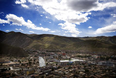 Yushu Royalty Free Stock Photography
