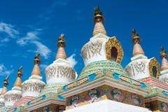 YUSHU (JYEKUNDO), ΚΊΝΑ - 12 Ιουλίου 2014: Ναός Mani (Mani Shicheng) Στοκ Φωτογραφία