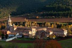 Yuso monastery, San Millan de la Cogolla Stock Photography