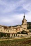 Yuso Monastery, San Millan de la Cogolla, La Rioja Royalty Free Stock Photo