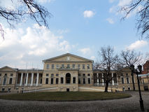 The Yusupov Palace on the Fontanka River, St. Petersburg Royalty Free Stock Photo