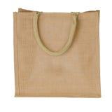 Yute Tote Bag Fotos de archivo libres de regalías