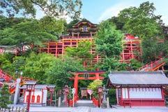 Yutoku Inari Shrine at kyushuu, Japan Stock Photos