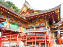Yutoku Inari Shrine in Saga, Japan Royalty Free Stock Image