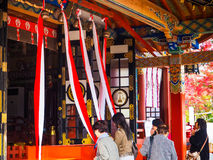 Yutoku inari shrine in Saga Stock Photography