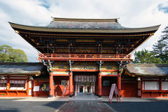 Yutoku Inari Shrine is a Shinto shrine in Kashima city Royalty Free Stock Images